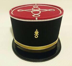 Kepi-de-Sous-Officier-ADJUDANT-LEGION-ETRANGERE-Taille-S-TT-54