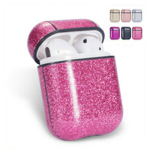 For Apple Airpods Case Bling Sparkle Glitter Cover Airpod Earphone Charger Cases Ebay