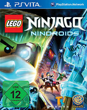 LEGO Ninjago - Nindroids für Playstation PS Vita | Neuware | DEUTSCHE VERSION !