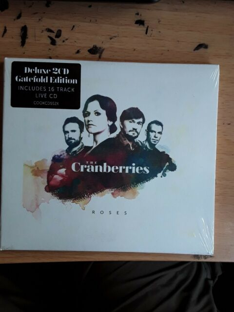 The Cranberries Roses deluxe  CD PROMO..NEW