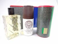 Avon Holiday Wild Country Men Gift Set After Shave Deodorant Talc Roll On Nwb