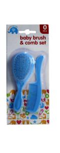 Baby Brush /& Comb Set BLUE