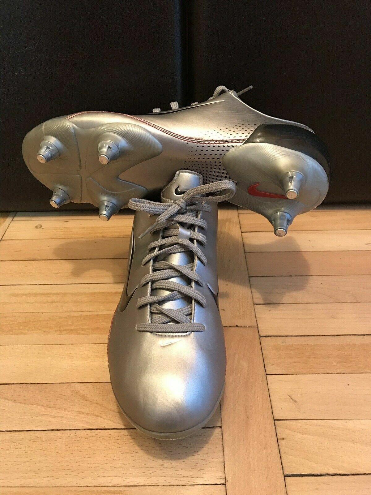 Nuevo Sin Caja Nike Mercurial Talaria SG Talla7 US8