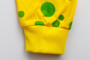 spongebob squarepants kid toddler baby boy girl clothes t shirt