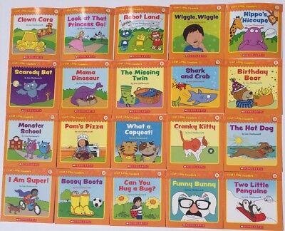 s l400 - Kindergarten Reading Level Books