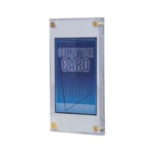 10-Ultra-Pro-4-Screw-Screwdown-Trading-Card-Holders-Standard-Recessed