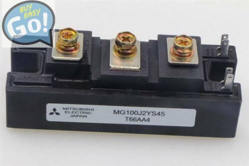 NEW 1PCS MG100J2YS45 TOSHIBA IGBT MODULE
