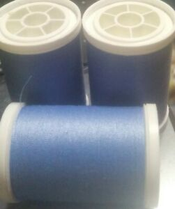 Coats /& Clark XP Sewing Thread Lot of 4 spools 250 yd EA ASSORTED COLORS