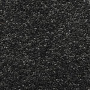 Teppichboden Meterware Hochflor Velours 4m 5m Breit Grau