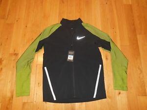 para 010 Chaqueta Flex Nike para 225 887223191995 correr M entrenamiento 822558 reflectante Zip hombre Up de Nwt gpvxf6q