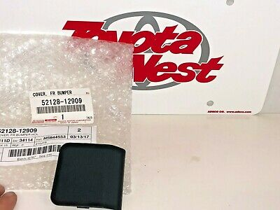 Genuine Toyota Tow Bracket Cover 52128-12909