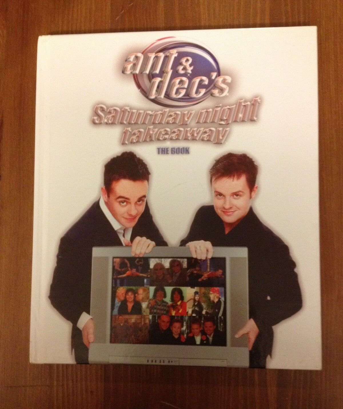 Ant & Dec's Saturday Book Night Takeasway The Book Saturday 7ca86d