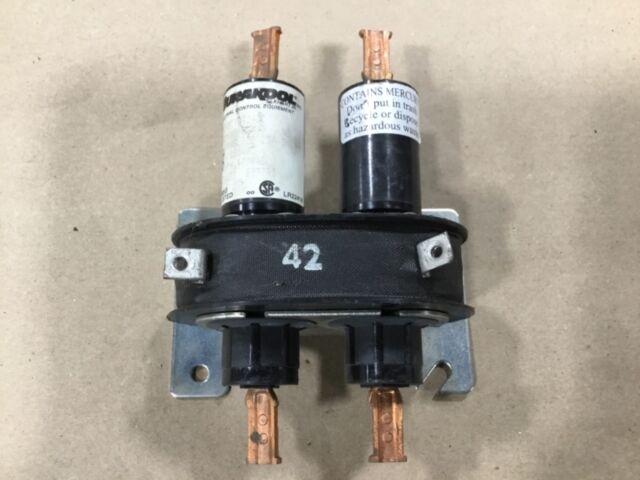 60AMP. Durakool Mercury Relay 24 VDC 2060APS24DC