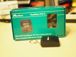 Mini-Recepteur-GPS-et-Data-Logger-Bluetooth-039-Keymate-Stv-5-039-Navgear