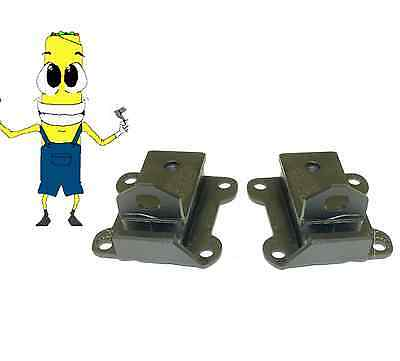 Motor Mount Kit for Buick Wildcat 6.6L 7.0L 401 425 Engine1963-1966 Set of 2