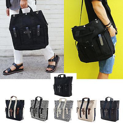 Korea New Fashion Travel Belt Tote Cross Bag Shoulder Messenger School Sport Men