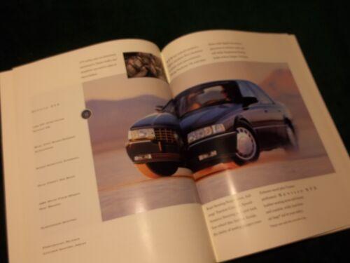 BOX 696 MINT 1994 CADILLAC FULL LINE SALES BROCHURE NEW ORIGINAL 22 pg