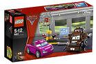 LEGO Cars Hooks Agentenzentrale (8424)