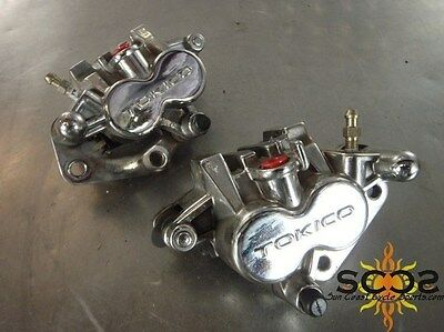 Suzuki VL1500 Intruder C90 Front Brake Calipers CHROME