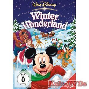 Winter-Wunderland-DVD-Walt-Disney-Weihnachten-Neu-OVP