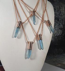 Aqua-Aura-CRYSTAL-Orgonite-PENDANT-Arthritis-Copper-Jewellery-1-2-4-5