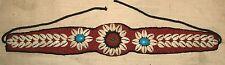 Beaded Cowry Belt new handmade sash cowries bead beads bellydance Africa abbc101