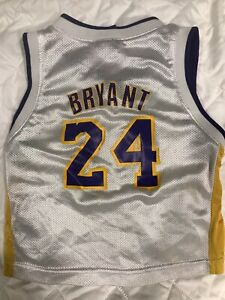 discounts online purchase Kobe Bryant #24 Size 3T Los Angeles ...