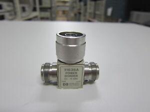 Agilent-11636A-HP-Divisor-de-potencia-corriente-directa-a-18-GHz