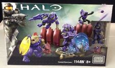 NEW Mega Bloks Halo Covenant Storm Lance 114 Pcs. DLB96 Commander Jackal Elite