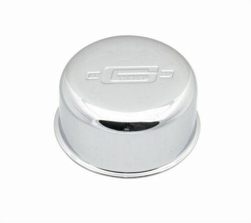 GASKET 2057 Chrome Breather Push-On  MR