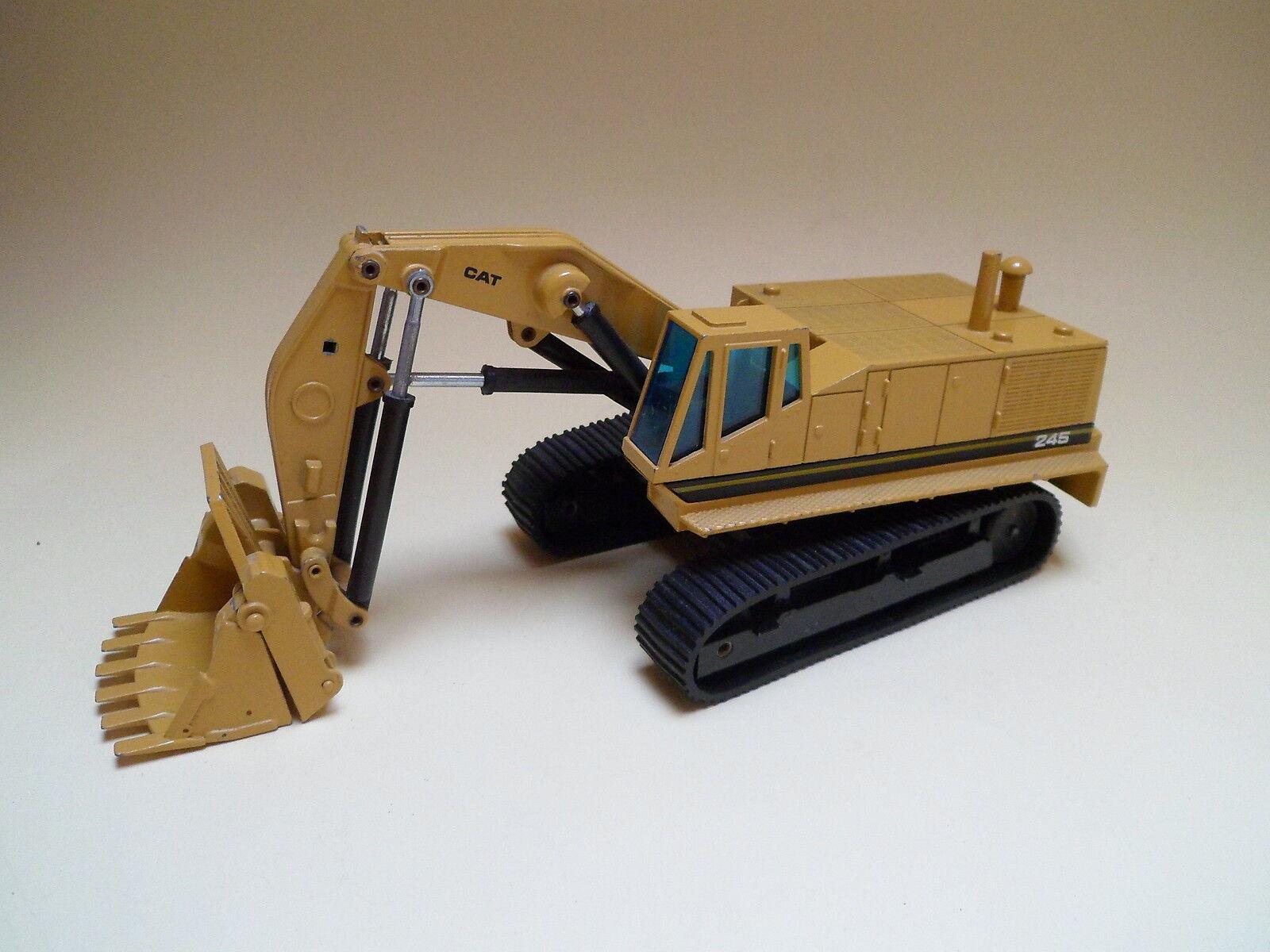 NZG 1 50 No. 160-177 Schaufelbagger Cat 245  ohne OVP  | Moderate Kosten