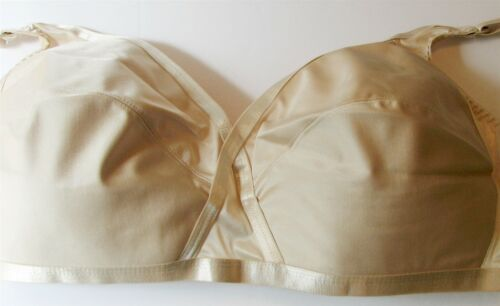 Comfort Choice Full Figure Shaping No Wire Bra 46-56 C-G Cups