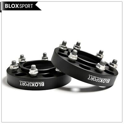 2pcs 35mm Ford Ranger wheel spacers T6 T7 6x139.7 CB93.1 Forged Aluminum 6061t6