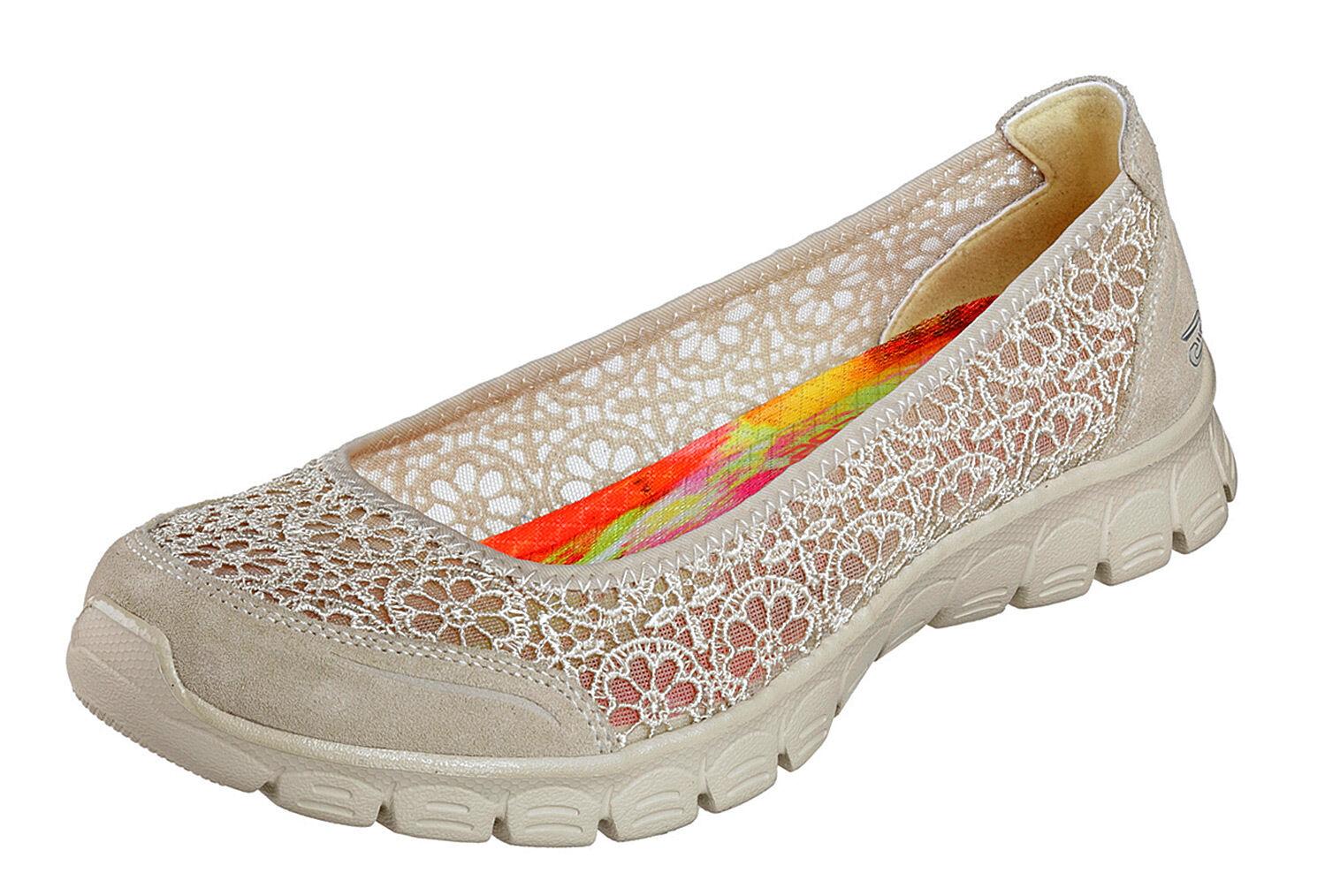 Skechers NEW EZ Flex 3.0 Majesty comfort natural floral memory foam comfort Majesty schuhe sz 3-8 099c27