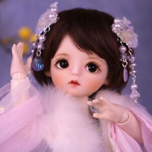 Full-Set-1-6-Ball-Jointed-30cm-BJD-Doll-Puppe-with-Changeable-Eyes-Wigs-Clothes