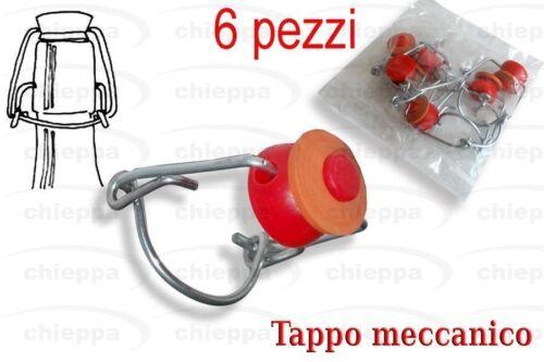 TAPPO MECCANICO 6PZ C111749 CH3075003