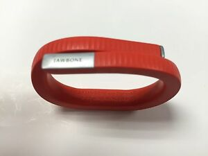 NEW Jawbone UP24 MEDIUM Wristband Orange MotionX Fitness Bracelet Sleep tracker 740030556602 | eBay