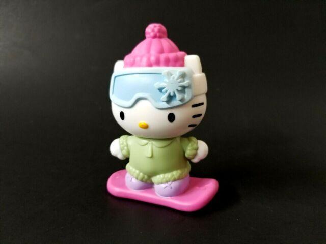 Sanrio Hello Kitty Sports Bobble Head Set Of 5