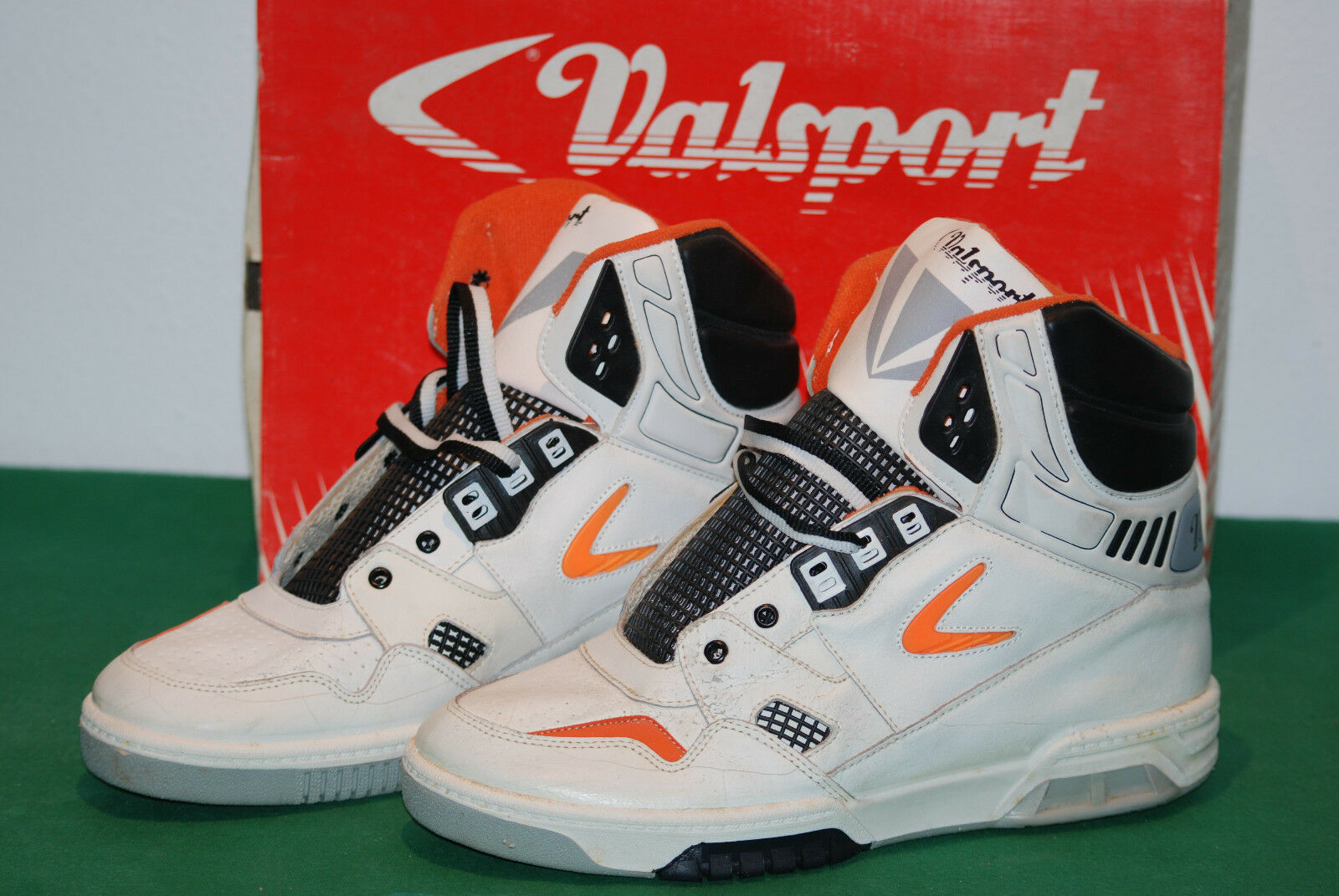 NOS valsport assist VINTAGE LA GEAR REGULATOR basketball AIR SYSTEM schuhe TOPS    | Günstigstes