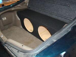 ZEnclosures Acura Integra Sub Box Subwoofer Enclosure EBay - Acura tl subwoofer enclosure