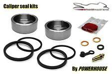 Yamaha XS 500 B 1975 front brake caliper piston & seal repair kit set 75
