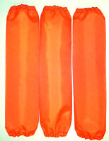 Shock Covers Honda Rancher Orange Atv Set Of 3