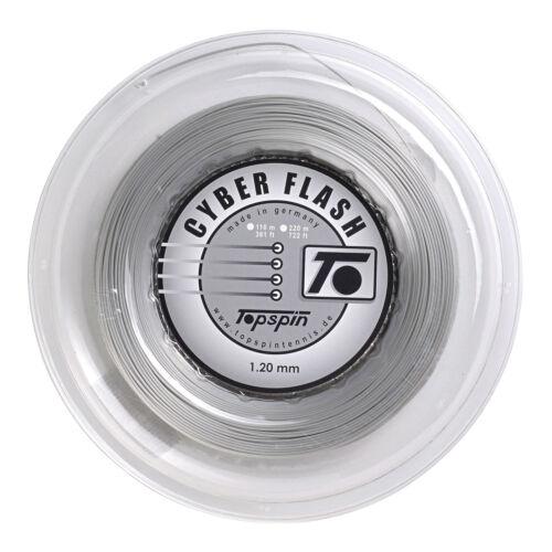 1,25 mm 3 Griffbänder TOPSPIN Cyber Flash 220m