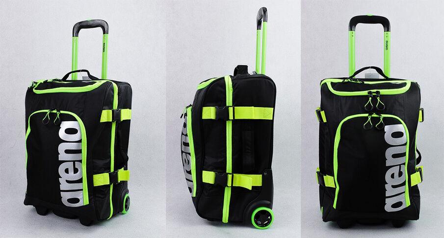 ARENA Reisekoffer FAST Trolley Sport  Koffer Reisetrolley Reisetasche 50L AR1