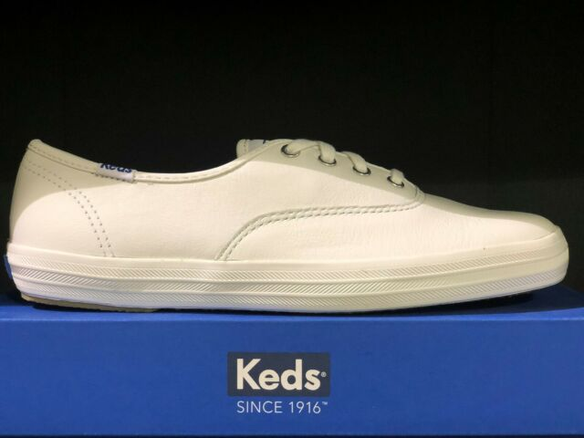 Keds Womens Champion Originals White