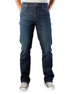 Wrangler-uomo-texas-stretch-THERMOLIGHT-FREDDO-Pronti-blu-jeans-SCURO-calore