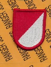 1st Sq 91st Cavalry Regiment 173rd Airborne beret flash patch m/e