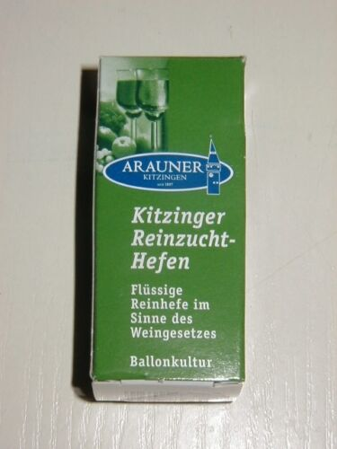 Kitzinger arauner levadura Steinberg reinzuchthefe para el vino weinhefe