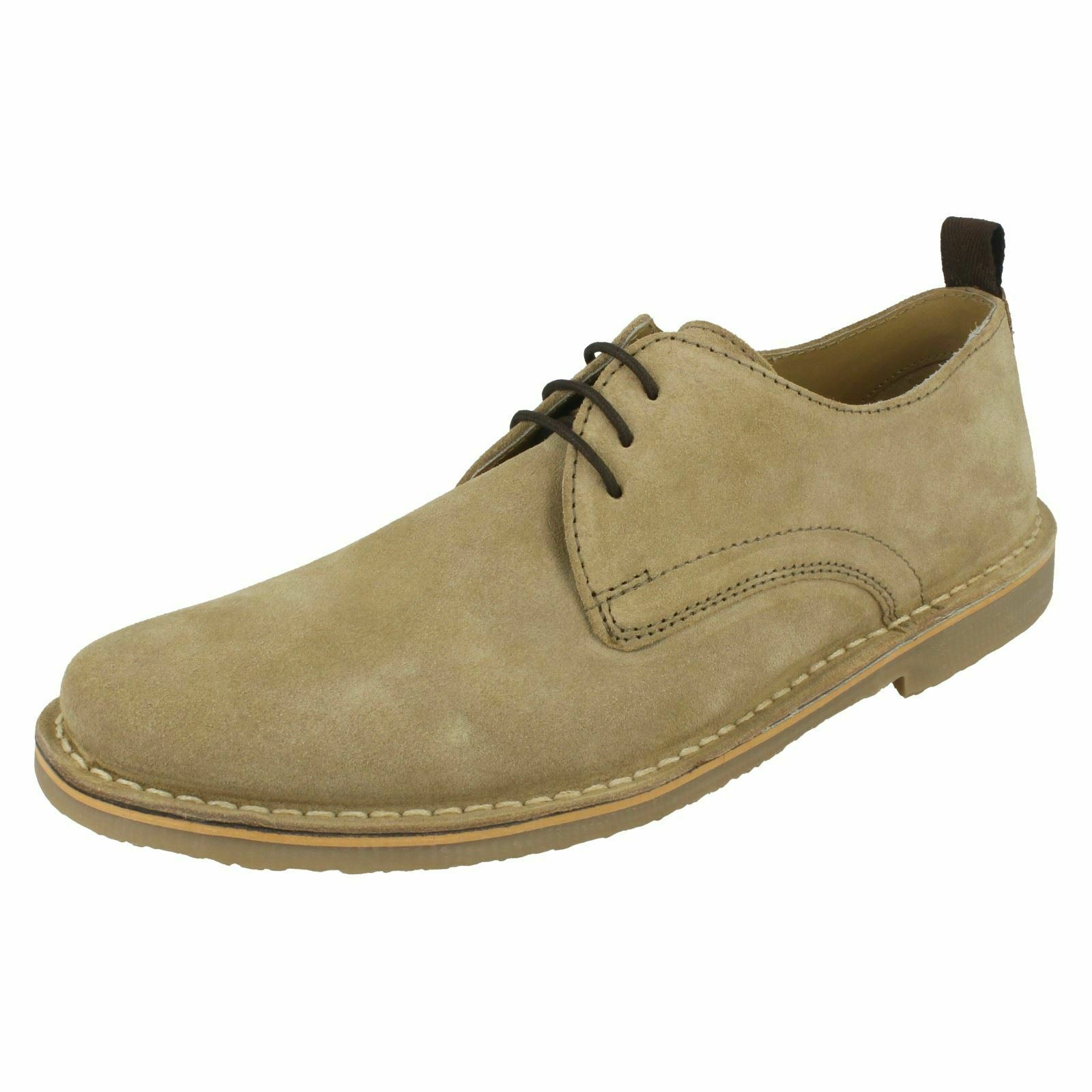 'Mens Ikon' Smart Casual Lace Up shoes - Benjamin