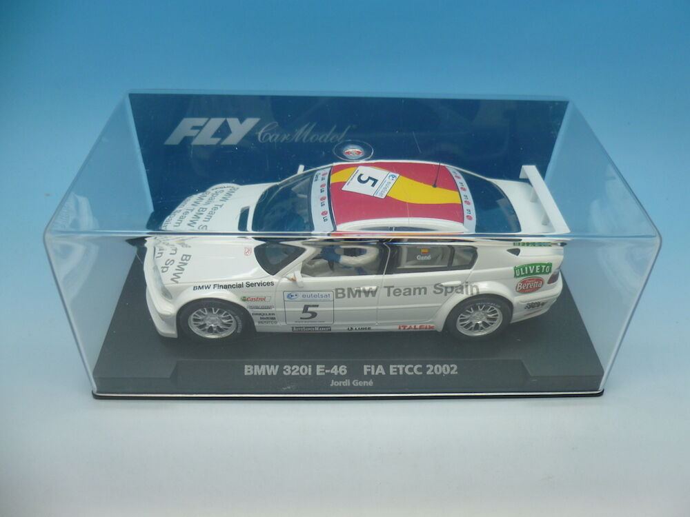Fly BMW 320i E-46, FIA ETCC 2002, Ref 88079